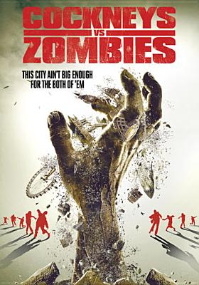 COCKNEYS VS ZOMBIES BY HARDIKER,RASMUS (DVD)