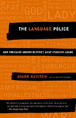 The Language Police By Ravitch, Diane